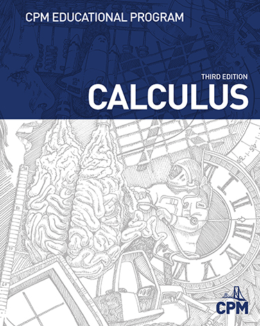 Calculus Third Edition Book Cover