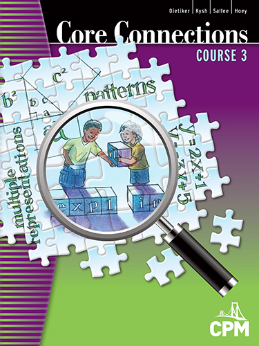 Core Connections, Course 3 Book Cover