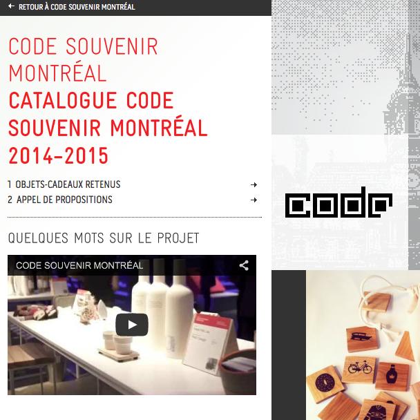 Design Montréal [mai 2014]