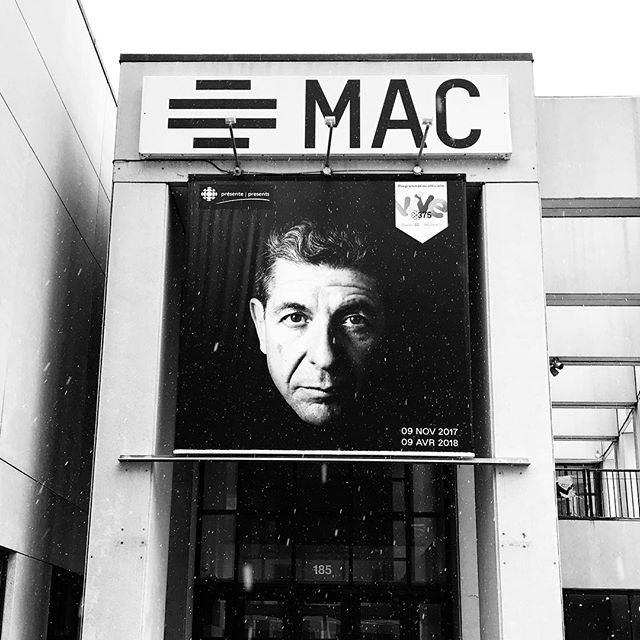 « Now I greet you from the other side of sorrow and despair, with a love so vast and so shattered, it will reach you everywhere. » — Leonard Cohen • Exposition - Leonard Cohen: Une brèche en toute chose / A Crack in Everything