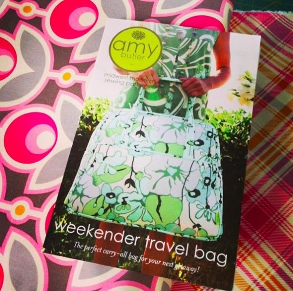 amy butler weekender pattern