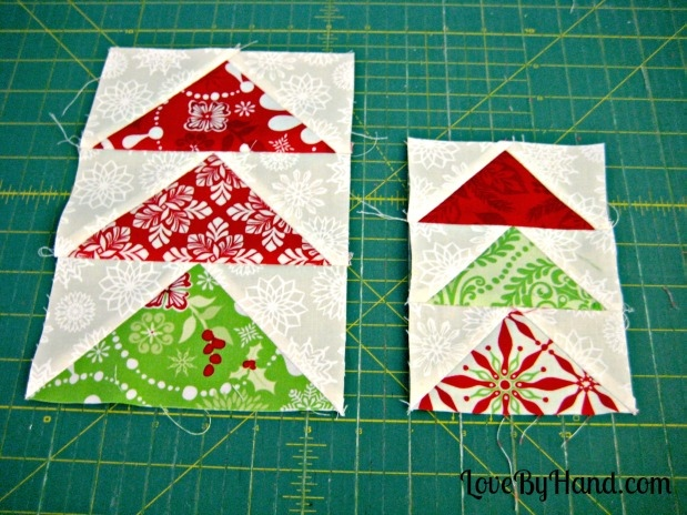 christmas placemats tutorial