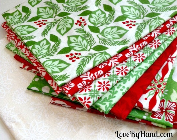 kate spain solstice fabric bundle