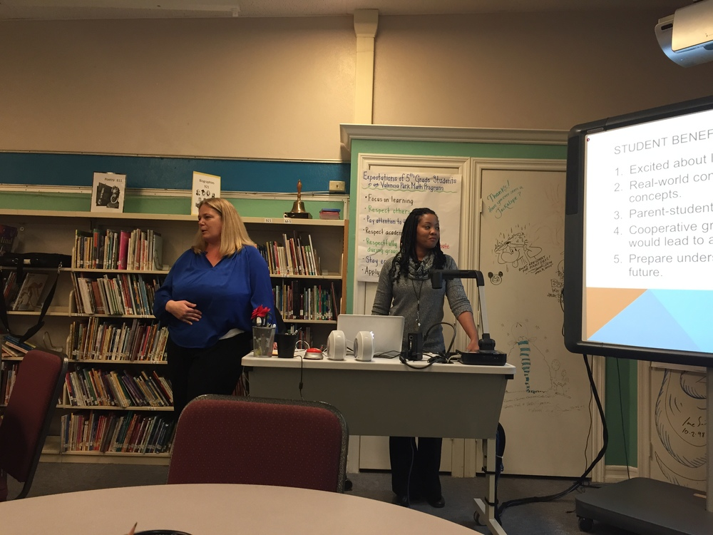 2nd grade teachers from San Diego Unified share their insights on STEAM education.