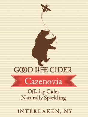 Cazenovia '15 $18/bottle, case discount 15% 2015. Dry. Champagne Method. Serious, balanced acidity backed with soft, round tannins. Creamy mouthfeel, savory finish.