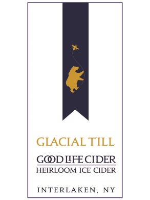 Glacial Till '15 $25/bottle, case discount 15% Ice Cider. Bursting with warmth, yet refreshing. Ripe with apple spirit.