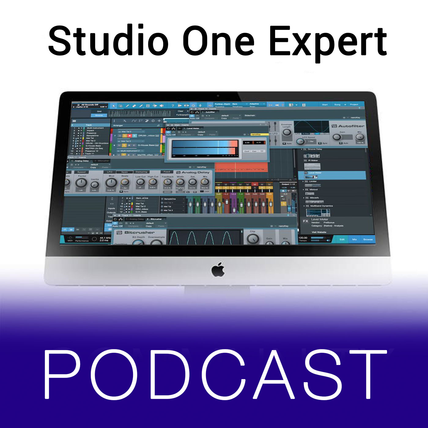 Studio One Expert Studio One Podcast