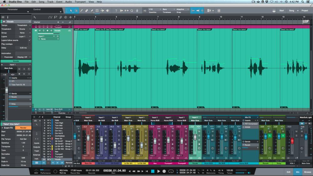 Studio One 3.3.2