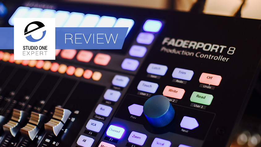 Faderport-8-Review