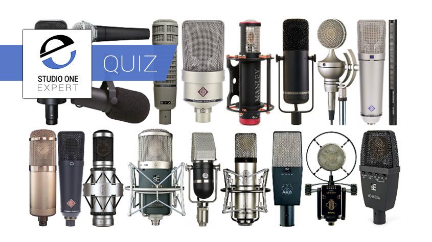 Microphone-Quiz