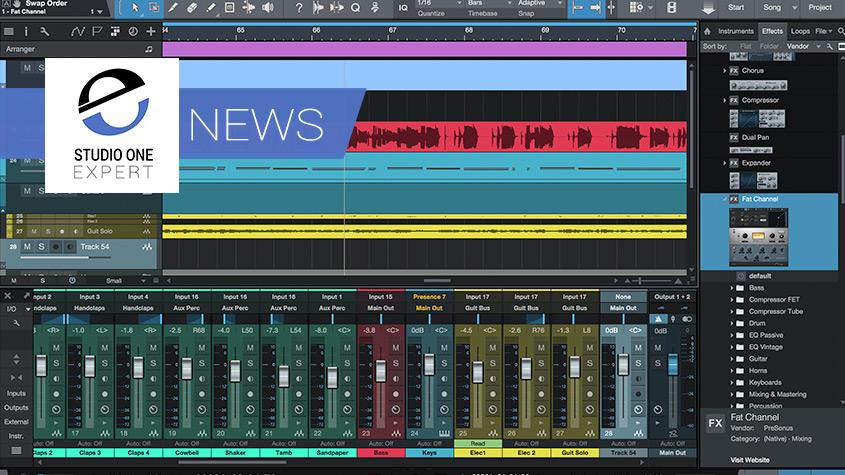 Studio One 3.5