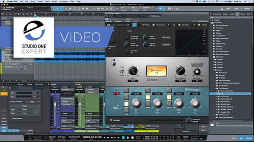 What's New In PreSonus Studio One 3.5