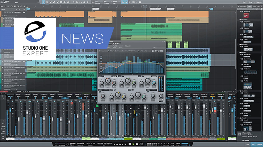 Studio One 3.5.2 - What's New?