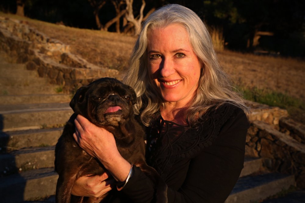 Molly Kenefick doggy lama owner and dog walker