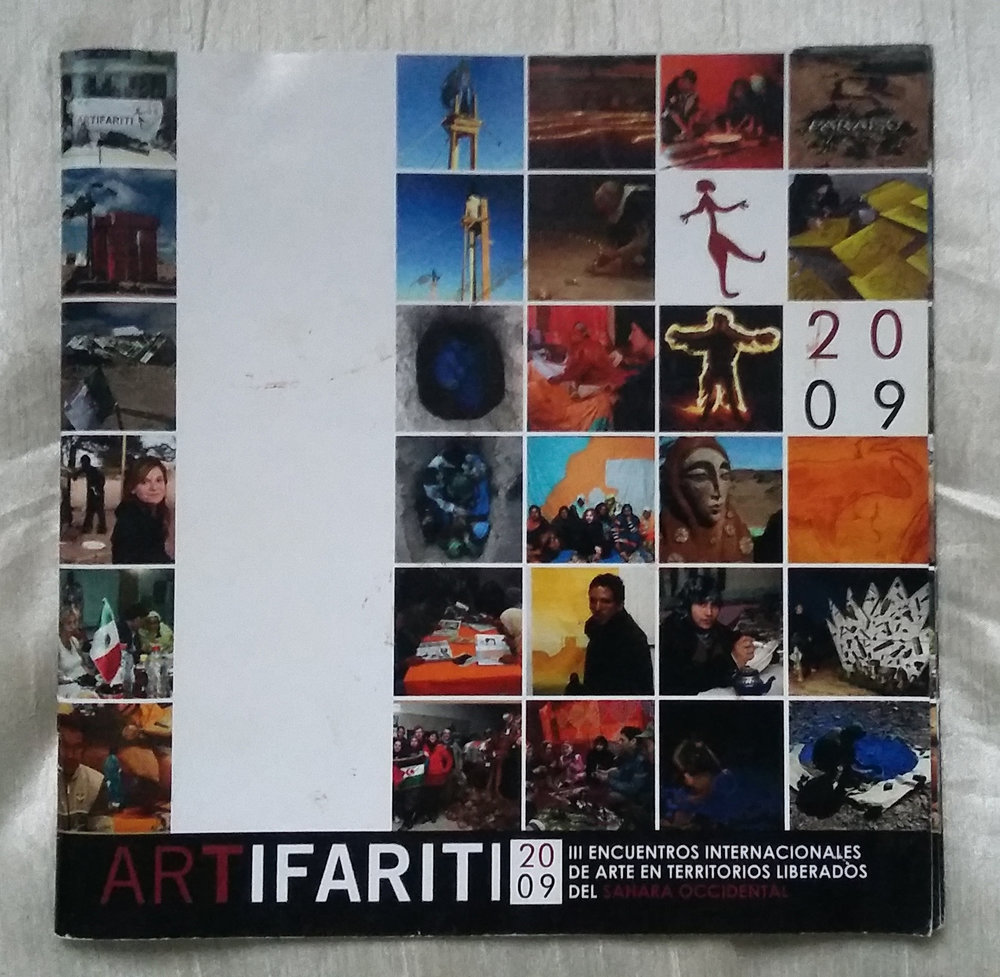 Artifariti 2009 Catalgoue -