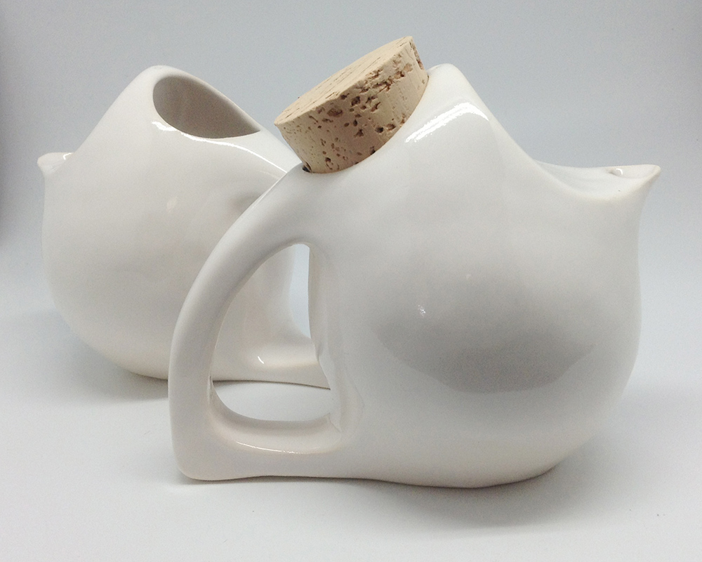 Teapot by Hannah June Lueptow
