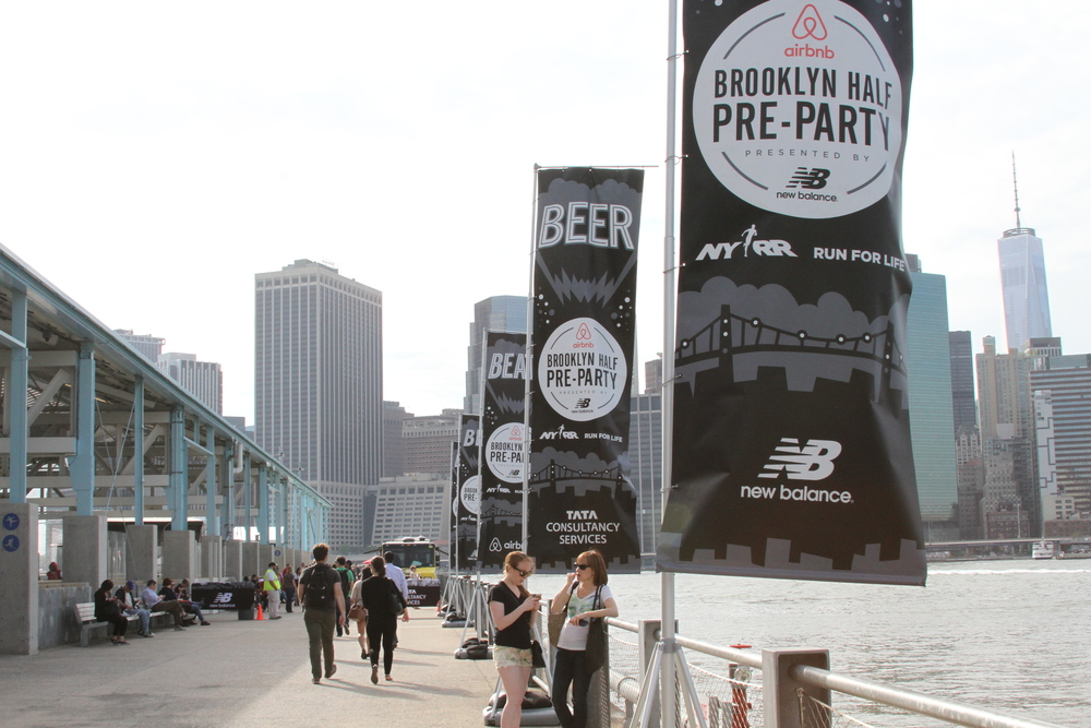 Airbnb Pre-Race Event