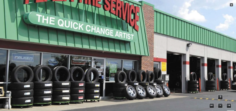 MTD Dealer of the Year - Plaza Tire