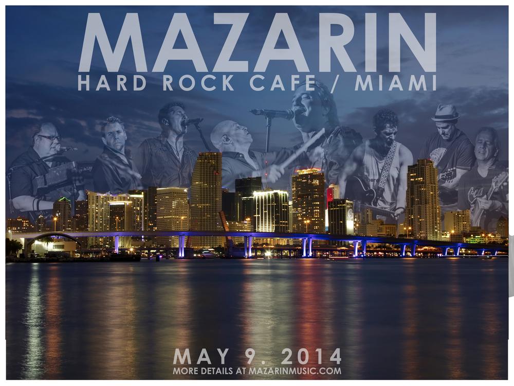 Mazarin Miami