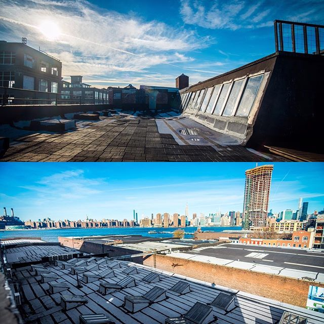 Beautiful day for a survey in Greenpoint today! #fujifilm_xseries #12mm #fujifilm #nyc #greenpoint