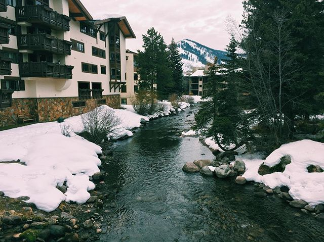 #vail was cool.