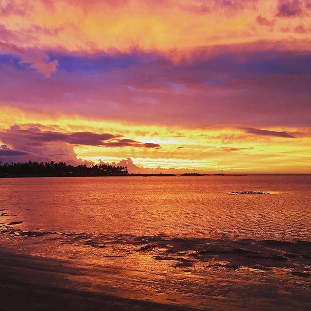 #fiji #sunset #happynewyear
