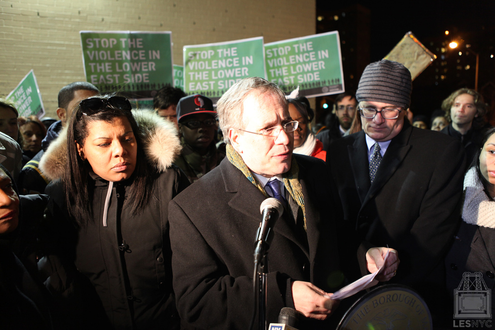 Borough President of Manhattan - Scott Stringer