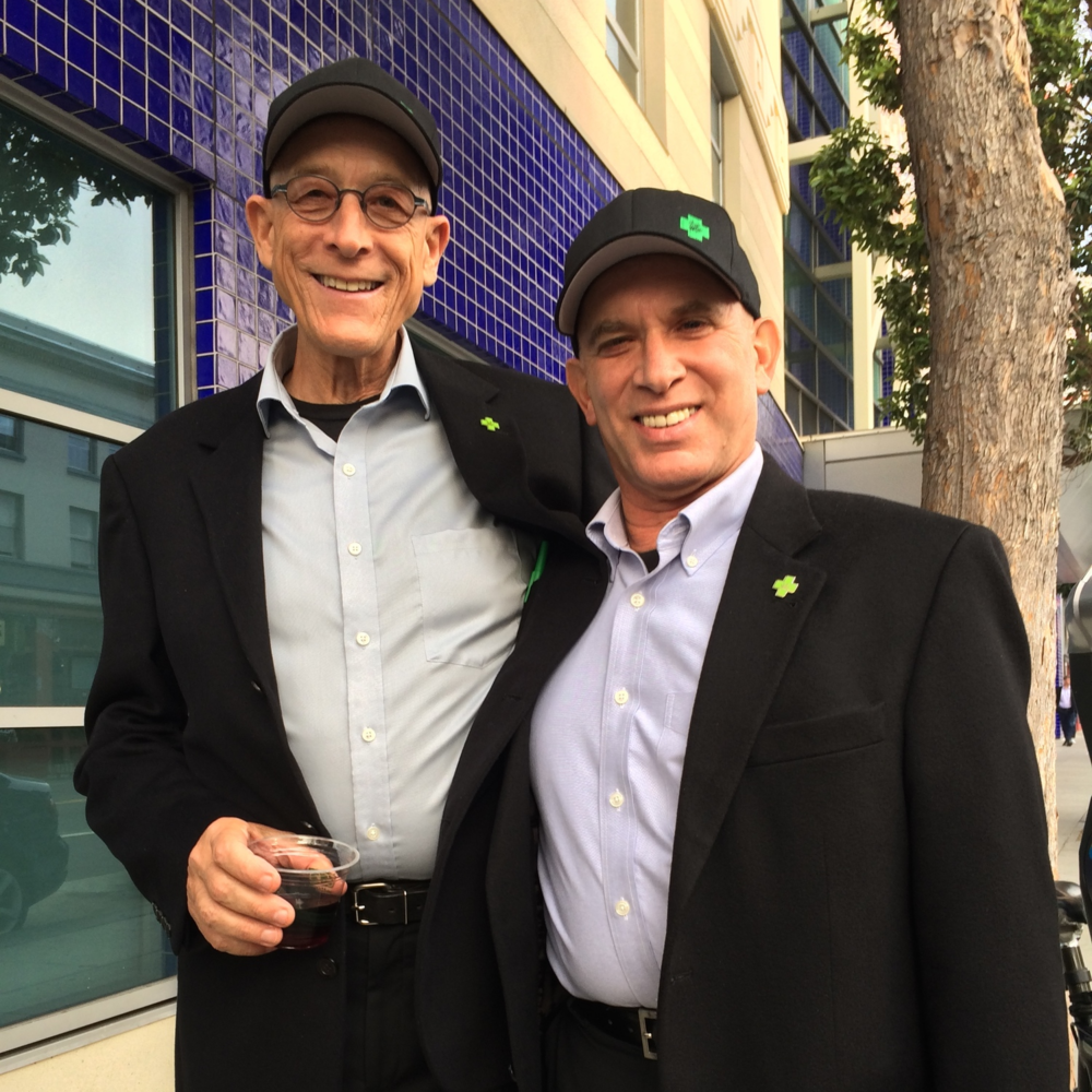 Goldman and Koehn are publicadvocates and community organizers for the safe access to medical cannabis in California. Goldman, former Chair ofAmericans for Safe Access, now represents CAL NORML with Koehn atlectures, conventions and other community events.