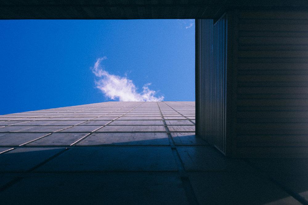 Cloud Overhead (8x12)*