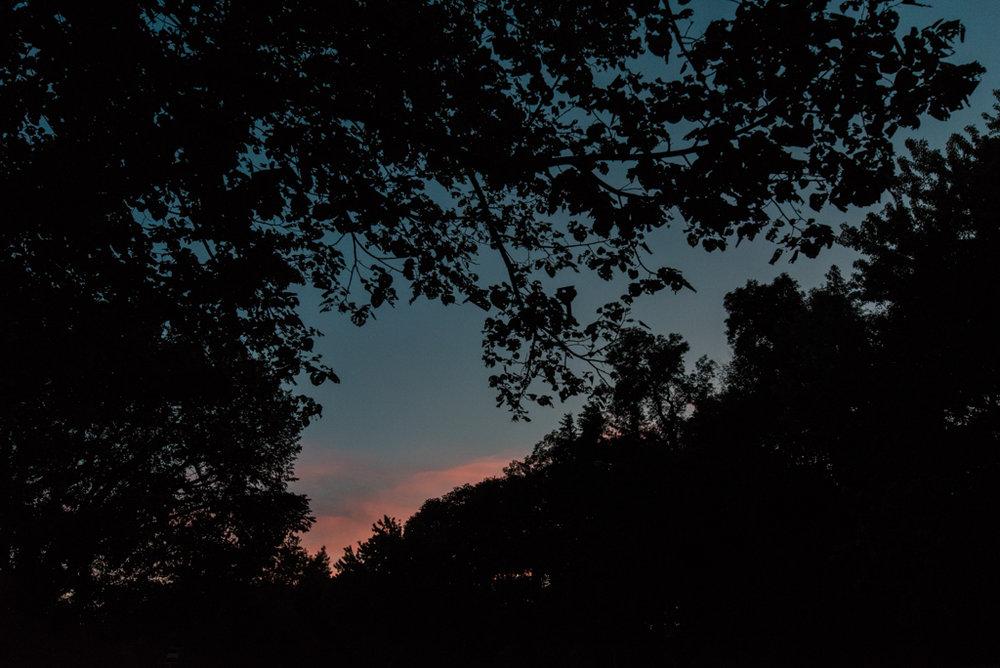 Sunset (8x12)*