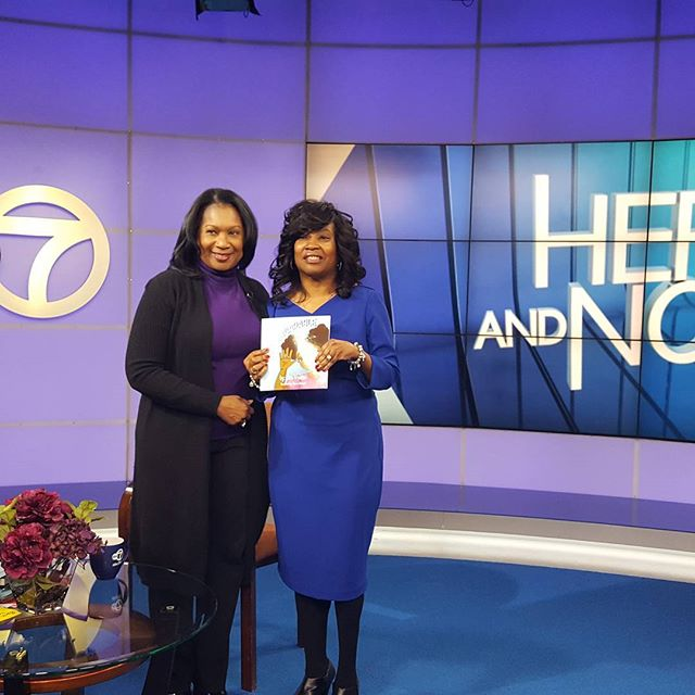 My appearance on the Here and Now Show will rebroadcast on Mother's Day May 14th @12pm on WABC.