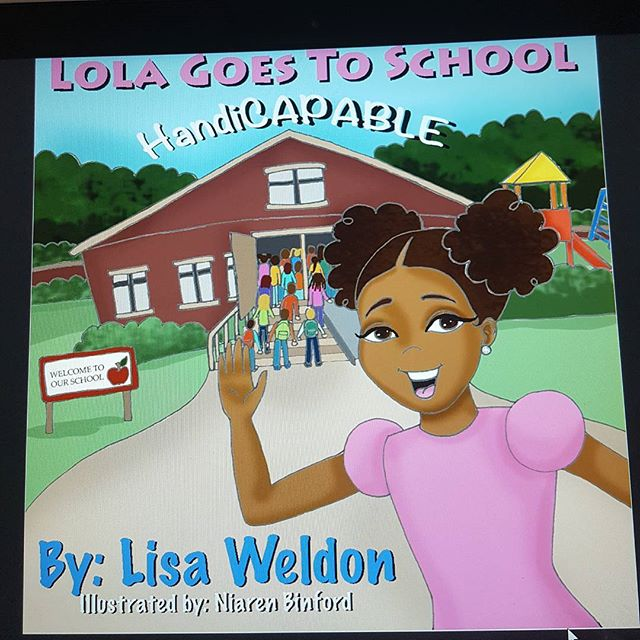 "Lola is back. See what she's been up to. ""Lola Goes To School,"" the 2nd  book in the Handicapable series, will be released this fall. Stay tuned for the release date."