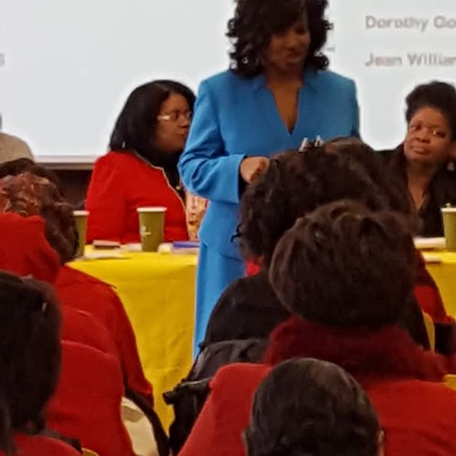 I was invited to speak at The National Association of Negro Business and Professional Women's Club. A special thanks to Governor Erica Davis and Vice Governor Cassandra Lang for allowing me to share my story.