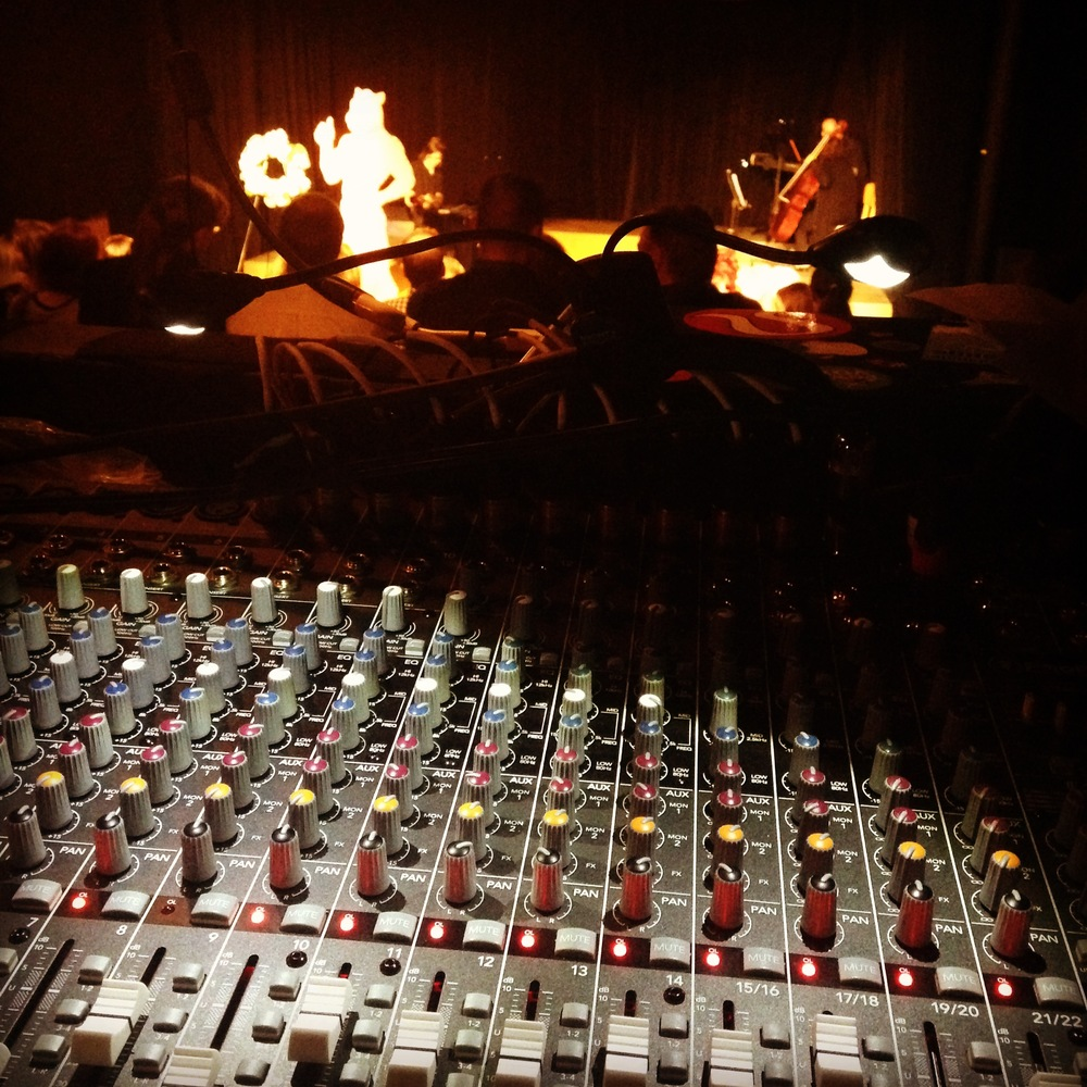 Soundboard, CMTF 2014