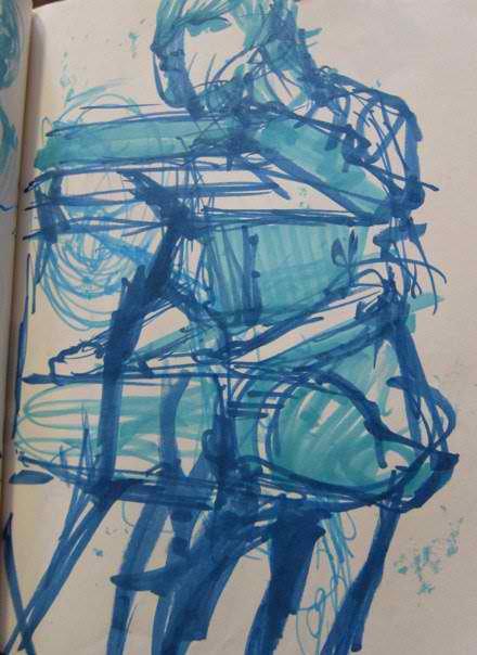 Sketch: Kailyn Kent
