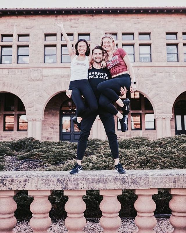 We had so much fun at our Barry's Bootcamp Photoshoot! Thanks so much to #barrysbayarea and @shannonrighetti for such a great day!! We're looking forward to your new Palo Alto location