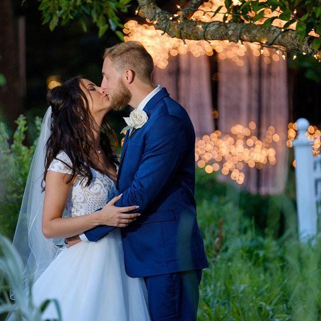 Congratulations Hillary & Matt! #brideandgroom #lowlightphotography #indianapoliswedding #fujifilmxt2 #indianapolisweddingphotographer #godox