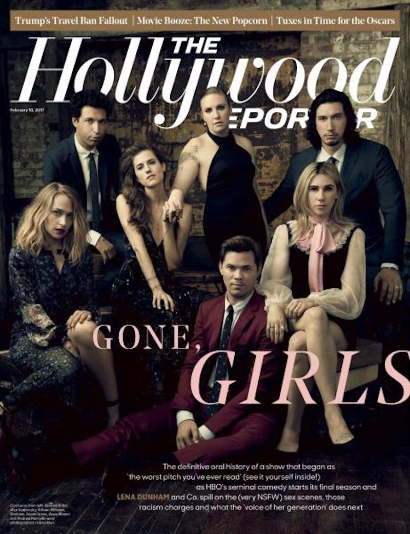 The Hollywood Reporter 2017