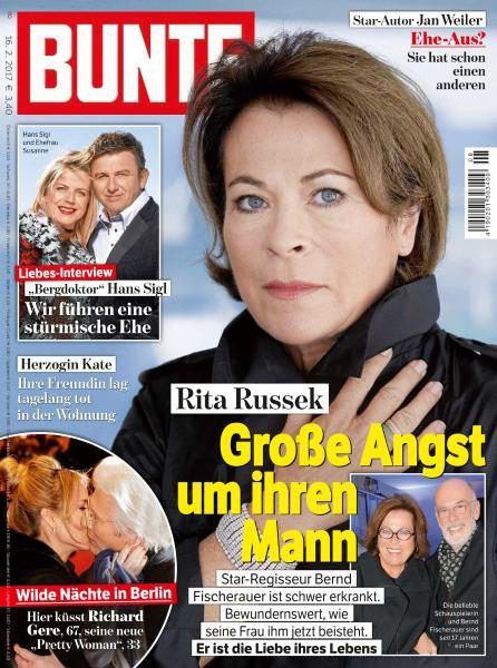 BUNTE Germany 2017