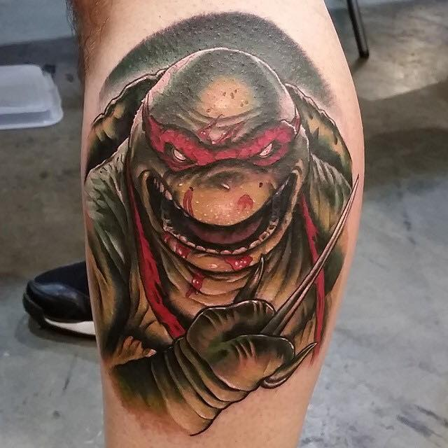 Kelly Mckinnon tattoo adelaide