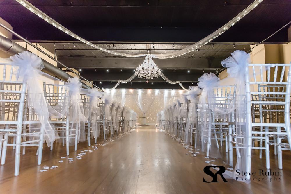 105 Worth Center Wedding Ceremony Area