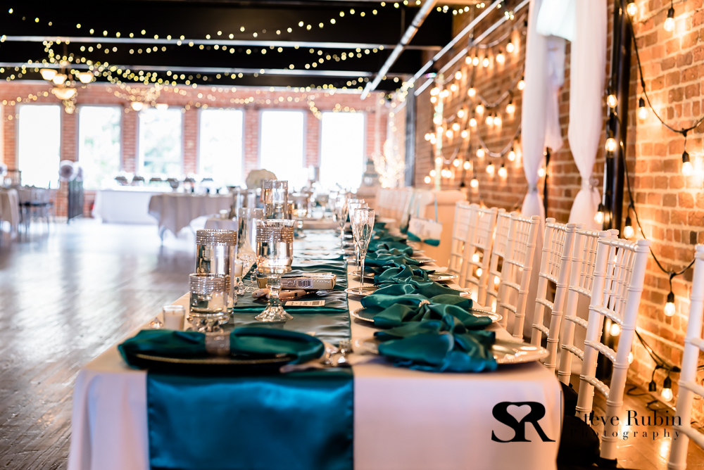 105 Worth Center Wedding Reception Area in Asheboro NC