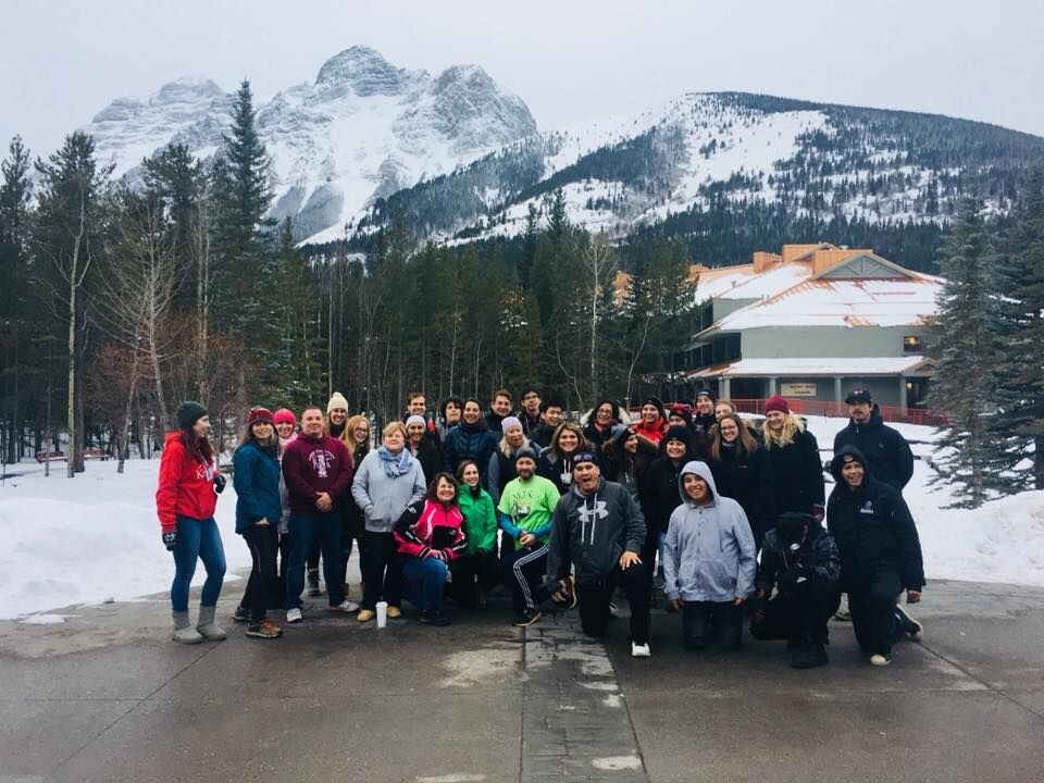 Amazing Race in Kananaskis - Outdoor activities for the IYMP team to bring us together and get out on the land during the 2nd National Gathering.