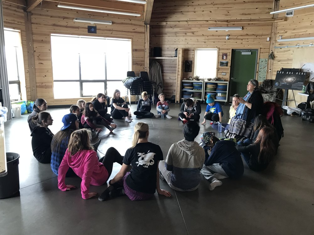 IYMP in Saskatchewan - Teachings from Elders at Brightwater