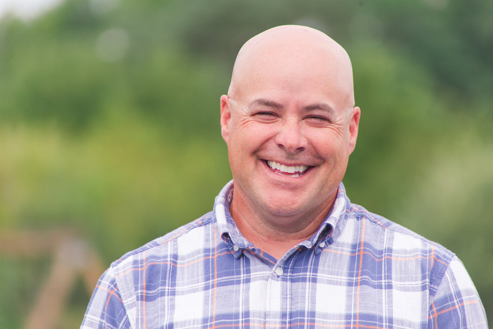 Darren Signs -  Community Life Pastor