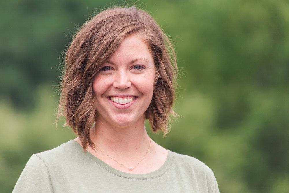 Sarah Esquivel -  Worship & Spiritual Formation Pastor