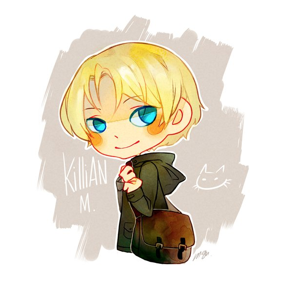 Chibi Killian
