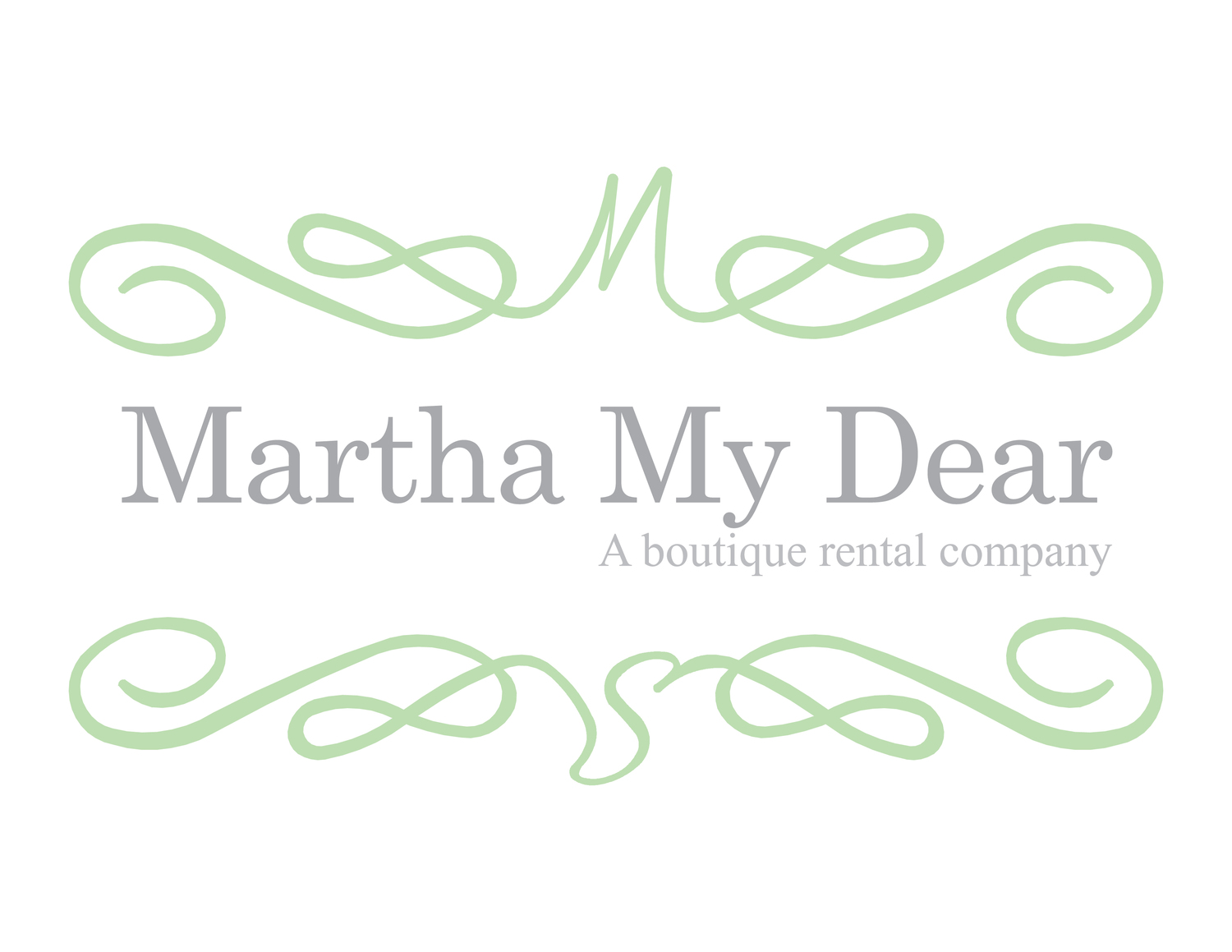 Martha My Dear | Wilmington NC Event Rentals, Specialty Rentals