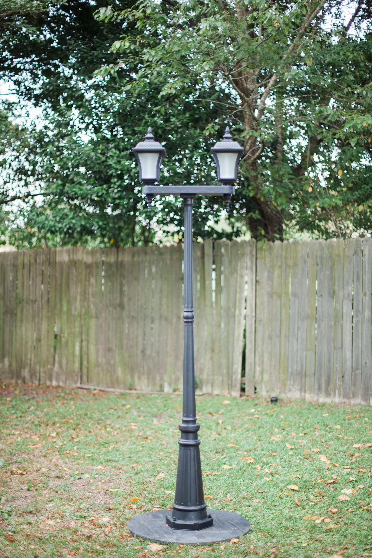 Solar Lampposts (2)