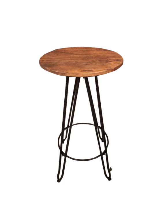 Industrial Cocktail/Bistro Tables (5)
